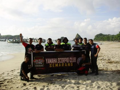 WATU ULO SCORPIO TOUR-SEMARANG